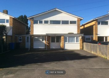 Thumbnail 4 bedroom detached house to rent in Talbot Drive, Poole