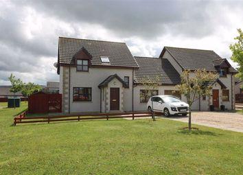 Thumbnail 4 bed link-detached house for sale in Birnie Road, Elgin
