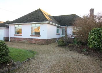 Thumbnail 3 bedroom detached bungalow to rent in Seaward Avenue, Barton On Sea, New Milton