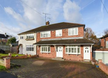 Thumbnail 5 bed semi-detached house to rent in Wayside Avenue, Bushey