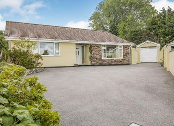 Thumbnail 3 bed bungalow for sale in Bodmin, Cornwall, .