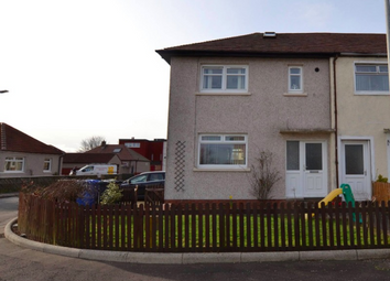 Thumbnail 2 bedroom terraced house to rent in Kirkhall Gardens, Ardrossan, North Ayrshire, 7Bx