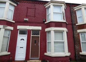 Thumbnail 3 bed terraced house for sale in Astor Street, Walton, Liverpool