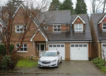 Thumbnail 5 bed detached house for sale in Strathcona Gardens, Knaphill, Woking, Surrey