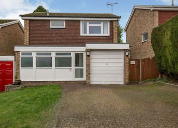 3 bed detached house for sale in Worcester Close, Gravesend DA13