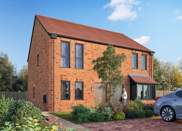 Thumbnail 2 bed semi-detached house for sale in Earlsbrook, Station Raod, Delamere