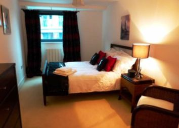 Thumbnail 1 bed flat to rent in 1 Bed Luxury Apartment In 41Millharbour, South Quay