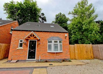 Thumbnail 3 bed detached house for sale in Hayes Gardens, Enderby, Leicester