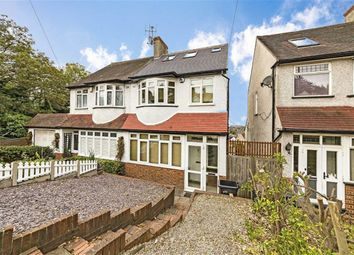 Thumbnail 4 bed semi-detached house to rent in Grange Road, London