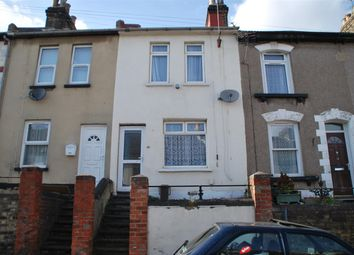 Thumbnail 2 bed terraced house for sale in Martin Road, Strood, Rochester