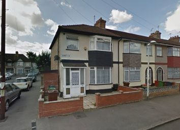 Thumbnail 3 bed semi-detached house for sale in Kenneth Road, Chadwell Heath, Romford