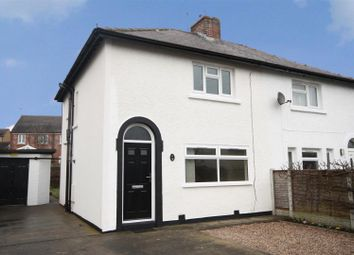 Thumbnail 2 bed semi-detached house for sale in The Oval, Otley