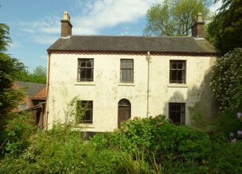 Thumbnail 3 bed farmhouse for sale in Leek Frith, Leek, Staffordshire