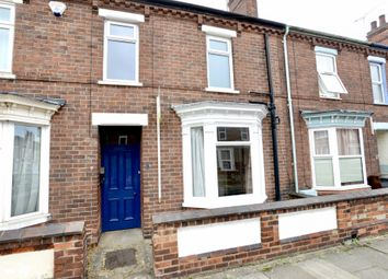 Thumbnail 2 bed terraced house to rent in Derwent Street, Lincoln, Lincolnshire