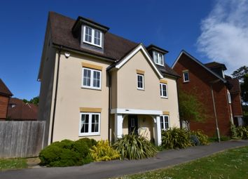 Thumbnail 5 bed detached house to rent in Brookfield Drive, Horley