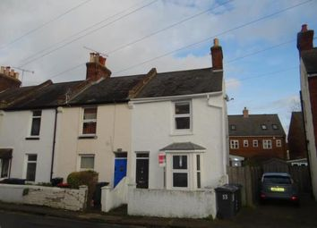 Thumbnail 3 bed end terrace house for sale in Tudor Road, Canterbury, Kent