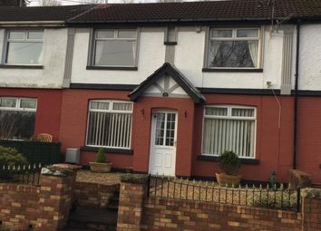 Thumbnail 2 bed property for sale in Penywerlod Terrace, Markham, Blackwood