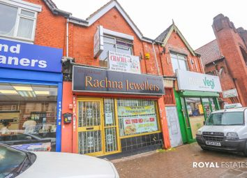 Thumbnail Commercial property to let in Soho Road, Birmingham, West Midlands