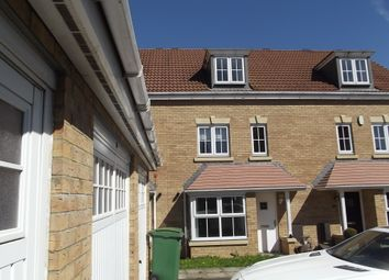 Thumbnail 4 bed terraced house to rent in Fescue Close, Stockton-On-Tees
