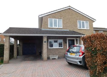 Thumbnail 4 bed detached house for sale in Hursley Drive, Langley