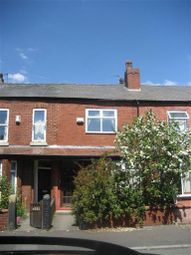 Thumbnail 4 bed terraced house to rent in Cavendish Road, West Didsbury, Greater Manchester