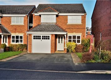 Thumbnail 3 bed detached house for sale in Gorse Close, Wrexham