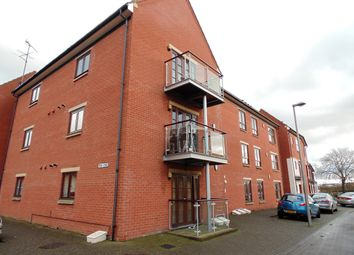 Thumbnail 2 bed flat for sale in Park Corner, Northampton