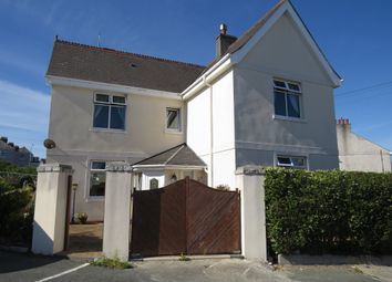 Thumbnail 3 bed detached house for sale in Beauchamp Road, Plymouth