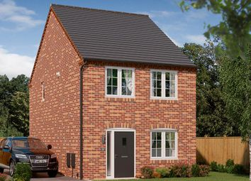 "Thumbnail 3 bed semi-detached house for sale in ""The Kilmington"" at Bowbridge Lane, New Balderton, Newark"