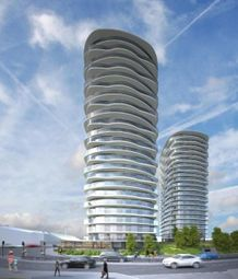 Thumbnail 3 bed flat for sale in Hoola, The Royal Docks, London