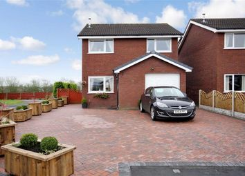 Thumbnail 3 bed detached house for sale in Langton Close, Leyland