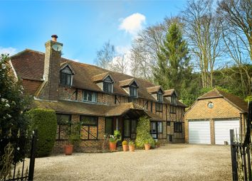 Thumbnail 3 bed detached house for sale in Furzefield Chase, Dormans Park, Surrey