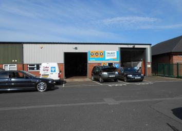 Thumbnail Light industrial for sale in 13 & 14 Talbot Way, Market Drayton, Shropshire