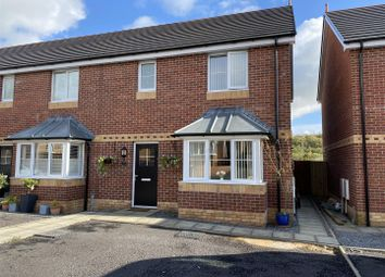 Thumbnail 3 bed end terrace house for sale in Parc Fferws, Penybanc, Ammanford