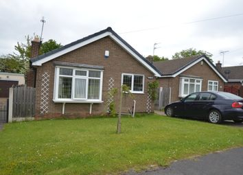 Thumbnail 2 bed detached bungalow for sale in Greenacre Road, Upton, Pontefract