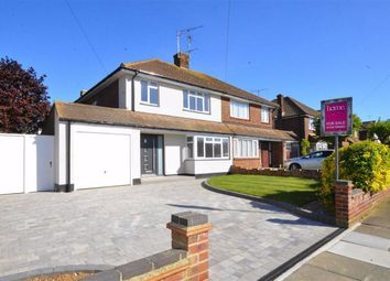 3 bed semi-detached house for sale in Marcus Avenue, Thorpe Bay, Essex SS1