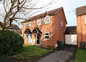 Thumbnail 2 bed semi-detached house to rent in Ormonds Close, Bradley Stoke, Bristol