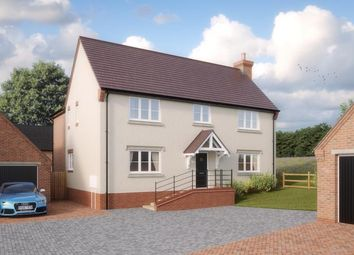 Thumbnail 4 bed detached house for sale in Stratford Road, Tredington, Coventry