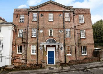Thumbnail 2 bed flat for sale in Clifton Lodge Block 2, Clifton Road, Winchester