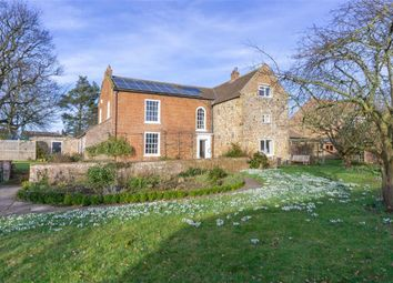 Thumbnail 5 bed detached house for sale in Manor Farm House, Great Smeaton, Northallerton, North Yorkshire