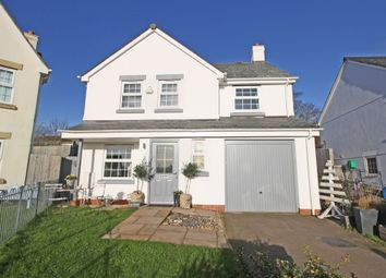 Thumbnail 4 bedroom detached house to rent in Jackson Meadow, Lympstone, Exmouth