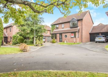 Thumbnail 4 bed detached house for sale in Kingsway, Taunton