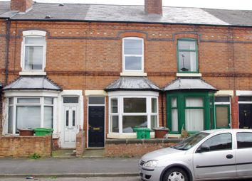 Thumbnail 3 bed terraced house to rent in Lamcote Street, Meadows, Nottingham