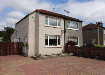 Thumbnail 3 bed property for sale in Highmains Avenue, Dumbarton