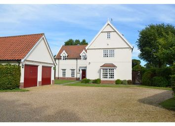 Thumbnail 5 bed detached house for sale in Link Lane, Bentley, Ipswich, Suffolk