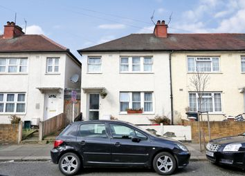 Thumbnail 3 bed end terrace house for sale in Humes Avenue, Hanwell