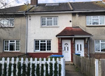 Thumbnail 2 bedroom terraced house for sale in Blackthorn Road, Merry Oak, Southampton, Hampshire