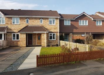 Thumbnail 2 bed terraced house for sale in Johnson Close, Carnforth