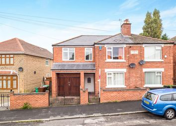 Thumbnail 4 bed semi-detached house for sale in Rock Street, Bulwell, Nottingham