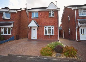 Thumbnail 3 bed detached house for sale in Chesterwood Road, Burslem, Stoke-On-Trent